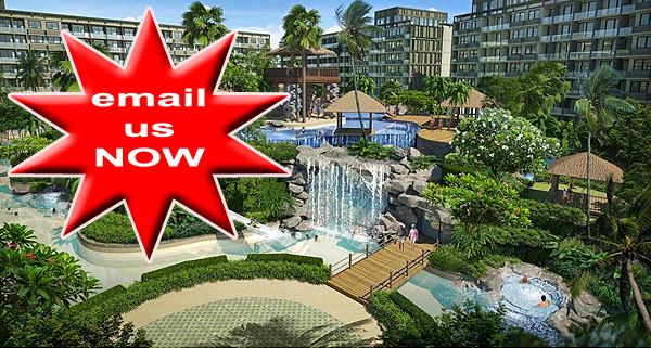 Pattaya Buying a condo in a brand new resort