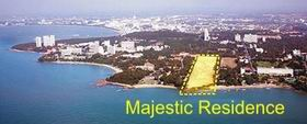 Majestic Residence Aerial