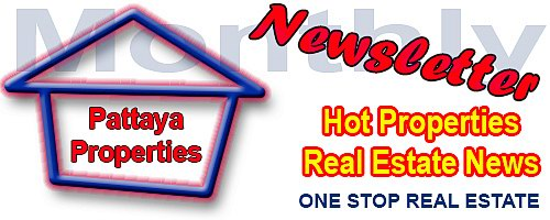 Newsletter Pattaya Properties