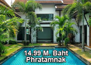House Prathamnak Pattaya for Sale