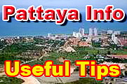 Pattaya Info and Tips