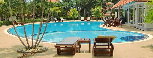 Pattaya Holiday Villas for rent