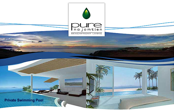Pure Condo Na Jomtien Beachfront