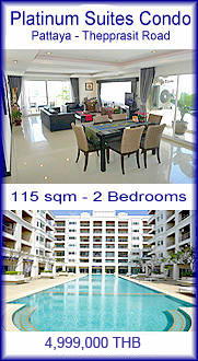Pattaya Condo Sale Special Offer