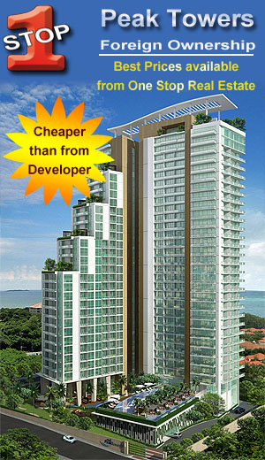 Pattaya Peak Towers Condominium
