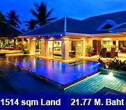 New Swimming Pool Villas Thailand