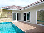 cheap house huay yai for sale private swimming pool