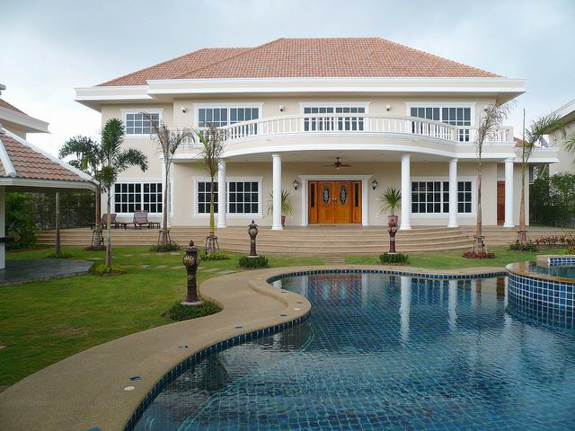 East Pattaya, Detached Luxury Pool Villa for Sale