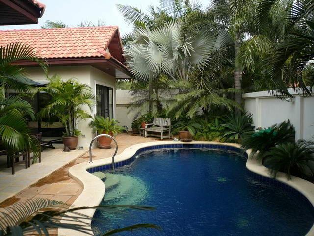Jomtien Beach, Villa Swimming Pool