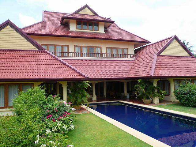 Bangsaray, luxury  Villa for Sale, separate guest house