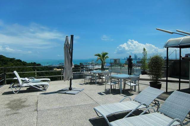 Condominium for sale in Phratamnak Hill, South Pattaya