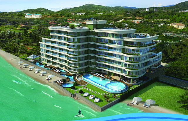 Naklua North New Paradise Ocean View Condo for Sal..