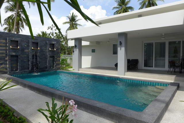 New Huay Yai Riverside Modern Designed Pool Villas,