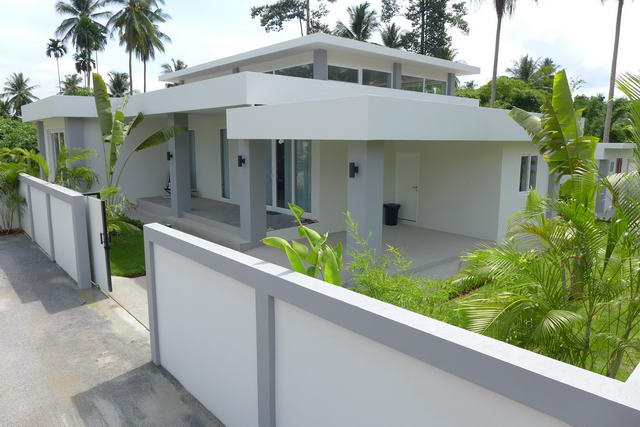 New Huay Yai Riverside Modern Designed Pool Villas..
