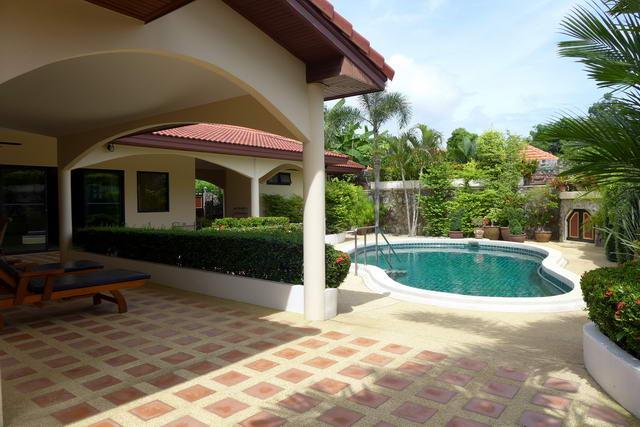 East Pattaya Pool Villa for Sale, Wheelchair Accessibilty