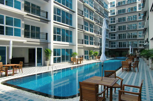 Central Pattaya, The Avenue Residence Condo, Studio for Sale
