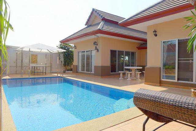 East Jomtien Kittima Garden Home Pool Villa For Sale