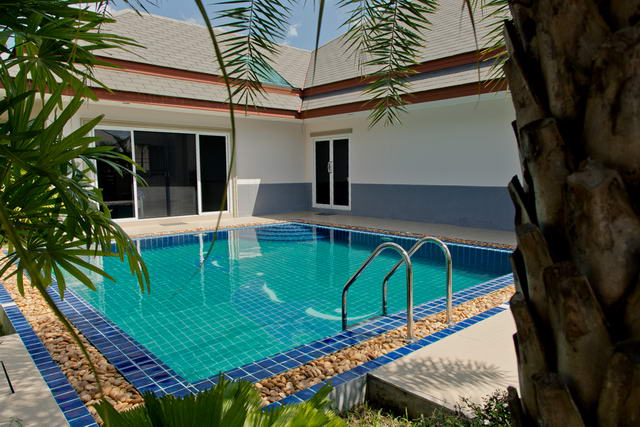 Ban Amphur Wat Yan, Baan Dusit Modern Pool Villa