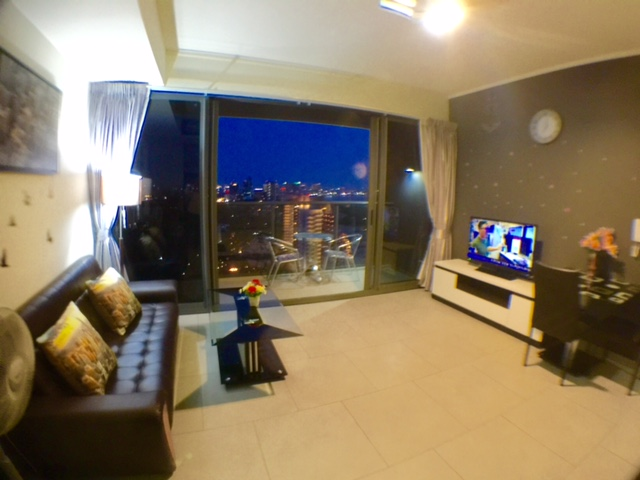 Wong Amat Beach, Zire Condo for Sale, Absolute Beachfront