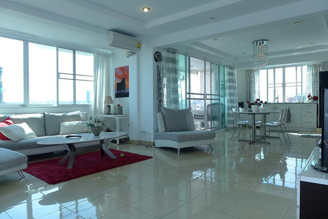 South Pattaya, My View Condo for Sale, Corner unit