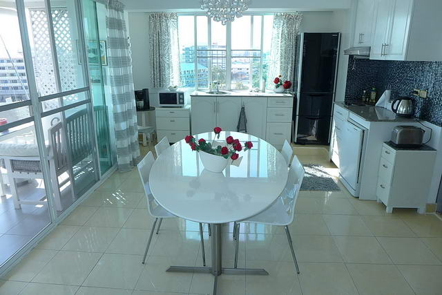 Open Plan Living Room, South Pattaya Condo