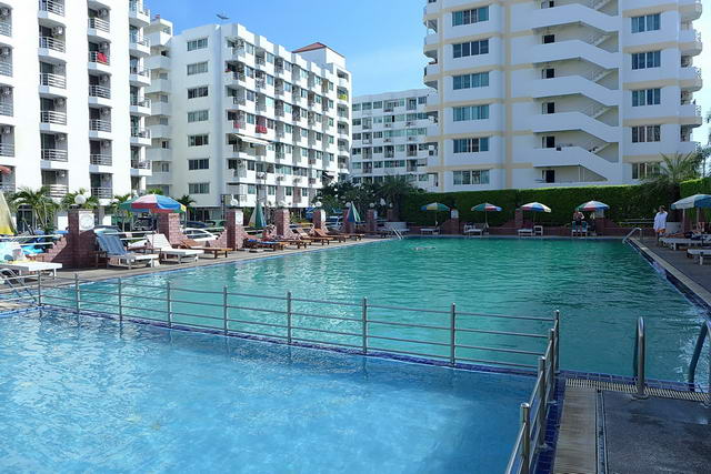 South Pattaya, My View Condo for Sale, Corner unit..