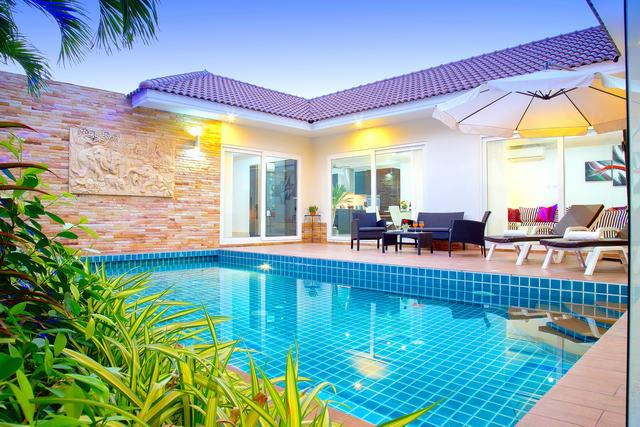 Huay Yai, Lotus Fields, New Pool Villa for Sale, Finance