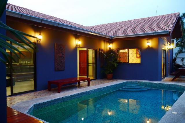 East Pattaya, Park Rung Ruang Detached Pool Villa ..