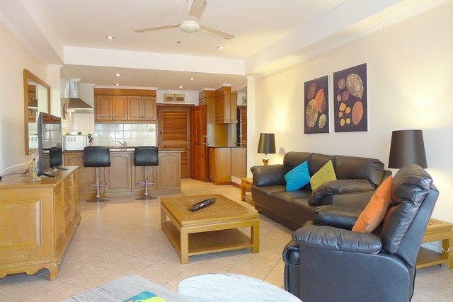Living Room Jomtien, View Talay 2 Condo for Sale