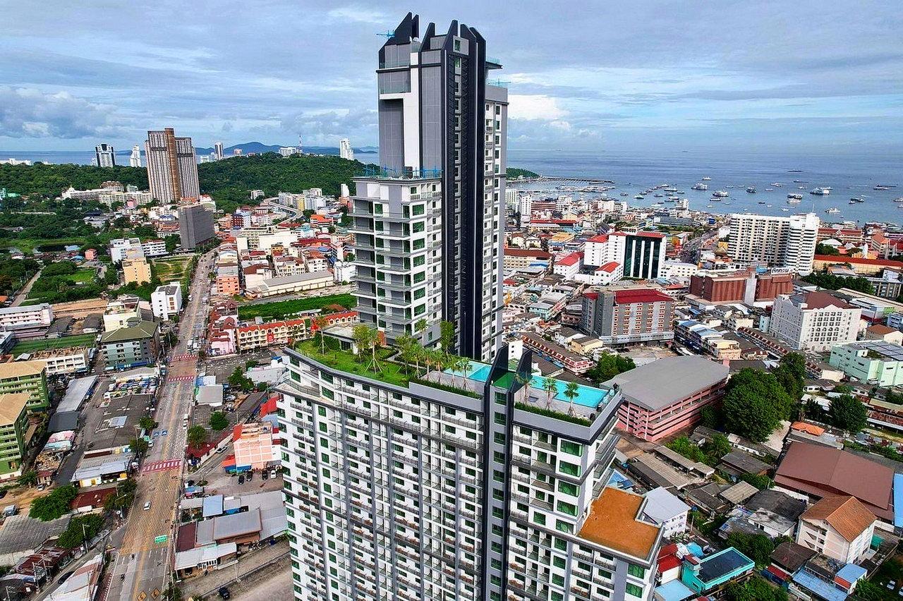 New Arcadia Millennium Tower Condo Zum Verkauf, 41 Qm, 2 Schlafzimmer 1  Bad, Euro Küche, * Kostenlose Möbel Paket, Balkon, Meer Und Stadt Ansichten  ** Early ...