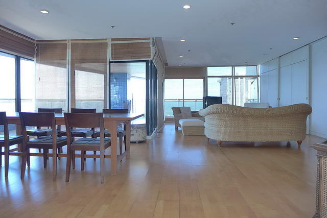 Pattaya Condo for Sale Balcony Sea View