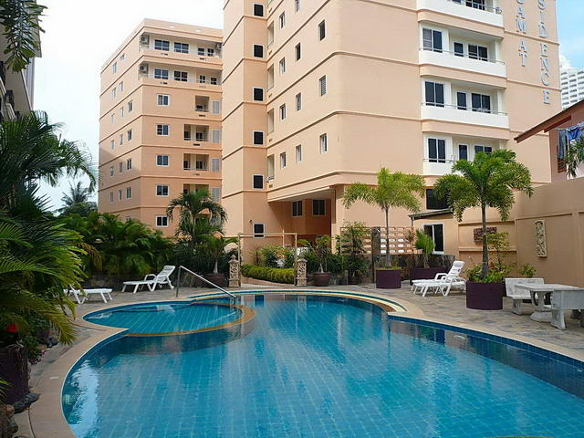 Wong Amat Beach Residence Condo for Sale
