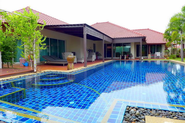 Pattaya Huay Yai Baan Balina House for Sale