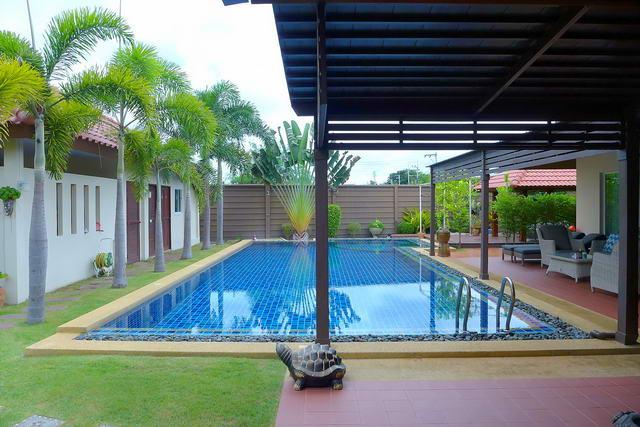 Pattaya Huay Yai Baan Balina Modern Pool Villa Hou..