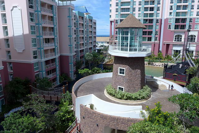 Condominium for sale in South Pattaya, Thappraya Road