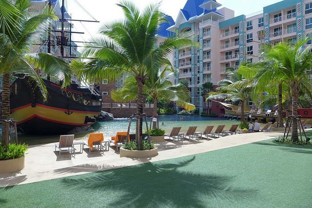 South Pattaya, Grand Caribbean Condo for Sale, 1 b..