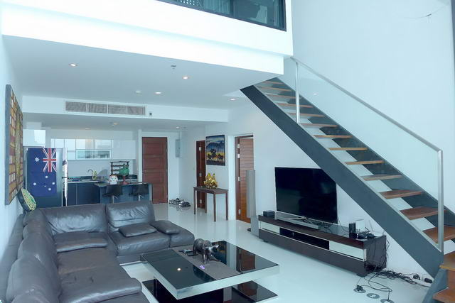 Pattaya Condo for Sale Penthouse 2 Floor