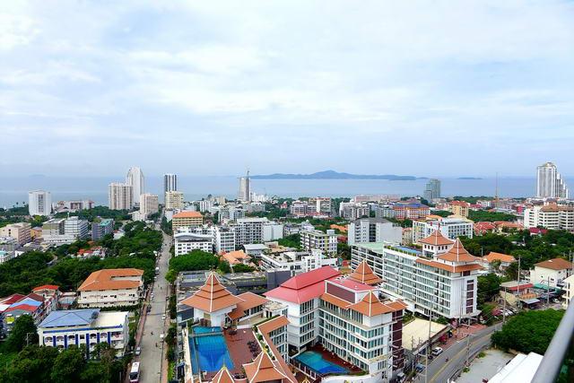 Condominium for sale in South Pattaya, Thappraya Road, Phratamnak Hill