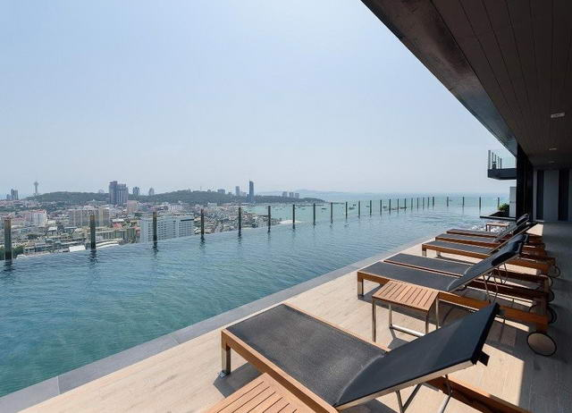 South Pattaya, The Base Condo for Sale, high floor..