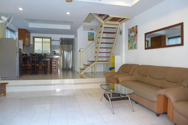 Pattaya Pool Villa Resort for Sale Living Room