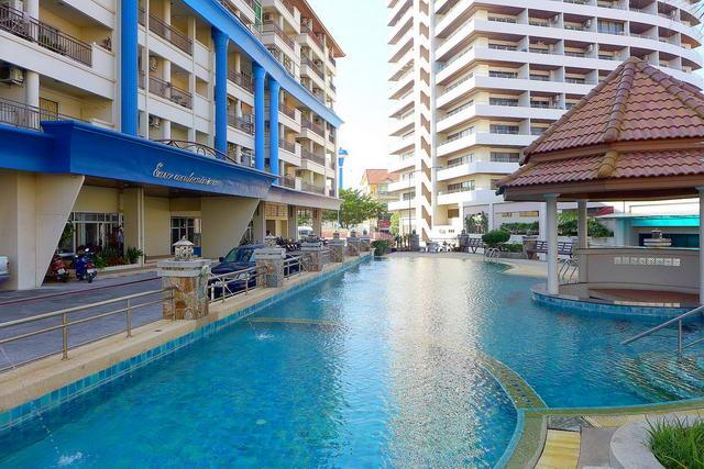 Central Pattaya, Euro Condo for Sale, End Corner U..