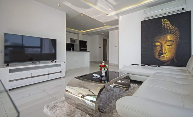 Condo for Sale Wong Amat Beach Dining Room