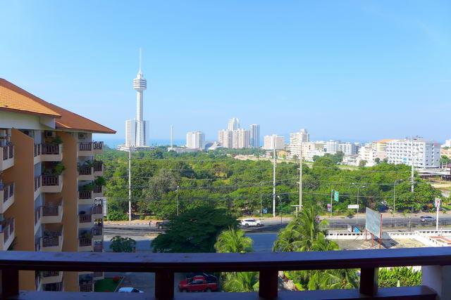 Condominium for sale in Jomtien, Thrappraya Road
