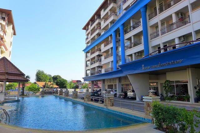 Central Pattaya, Euro Condo for Sale, 59 sqm, 1 be..