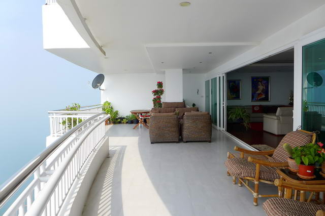 Condominium for sale in Wong Amat Beach Naklua