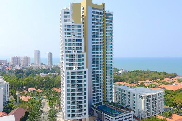 The Peak Towers Eigentumswohnung, privater Wiederverkauf, Studio, 30 qm, europaische Kuche, Einbau, Balkon, auslandischer Besitz