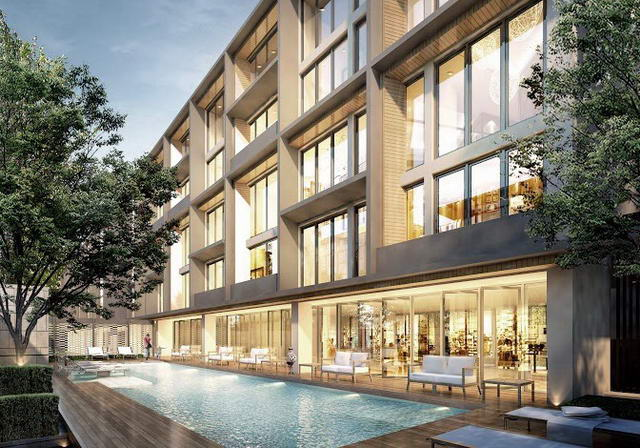 Ivy Jomtien Eigentumswohnung, moderne Loft-Apartments, Duplex-Studio, 30 qm, europaische Kuche, Badezimmer, voll mobliert, Comm swim Pool, Gym, * 10% Rental Guarantee * Special Promo Price from: 1.99 M Baht * Subject to Availability and Terms