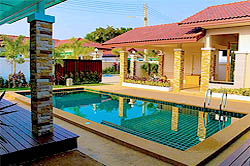 Huay Yai New Bliss Pool Villa for sale