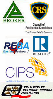 REBA Broker Association Eastern Seaboard Thailand
