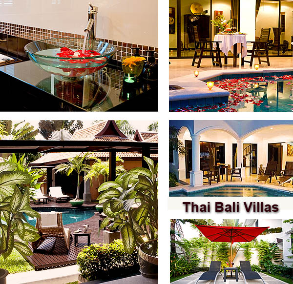Thai Bali Villas for sale in Pattaya